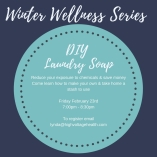 Winter Wellness Series Laundry Soap