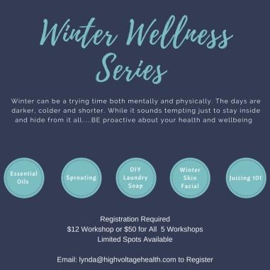 Winter Wellness Series